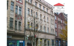 Pronájem a prodej kancelářských a obchodních prostor  v Ostravě