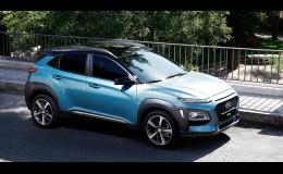 Nová Kona SUV Hyundai