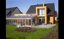 Betonářské a bourací práce - rekonstrukce domů