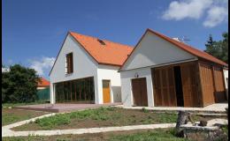 Výstavba domů na klíč
