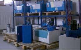 Výroba malých a středních strojů Hradec Králové