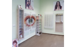 Oční optika v Bruntále