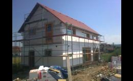 Zapůjčení lešení pro Vaši stavbu Znojmo, Moravský Krumlov, Pohořelice