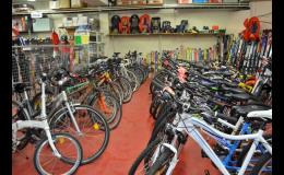 jízdní kola a elektrokola se slevou - prodejna Staré Město u Uherského Hradiště