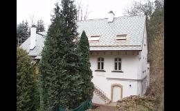 Odborná instalace střešních oken