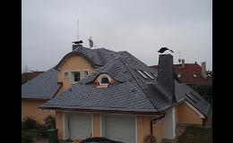 Výběr střešních oken a střešních krytin