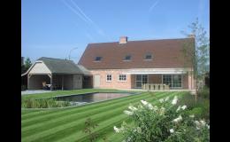 Půdní kondicionér aplikace v trávnicích