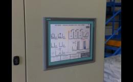 Rekonstrukce neutralizační stanice na odpadní vody - moderní technické vybavení