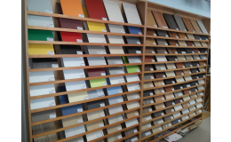 Vzorková prodejna, výroba nábytku na míru