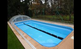 Bazény - stavba na klíč
