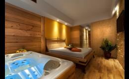 Sauna romantic pro dvě osoby