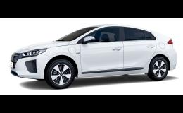 Pro jízdu bez emisí IONIQ Plug-in Hybrid