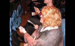 Interakce během přednášek a školení
