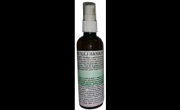 Jalovcový masážní olej mandlový