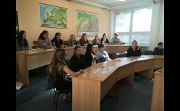 Den jazyků pro Základní školy 2018