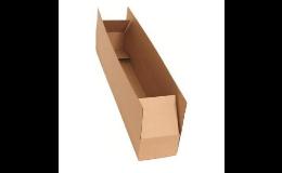 Klopová krabice ve tvaru tubusu