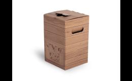 Papírové krabice - pro balení potravinářských i nepotravinářských produktů