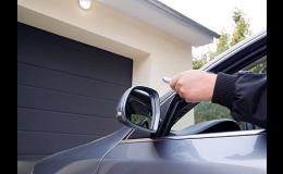 Kvalitní garážová vrata