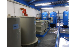 Výroba zařízení pro úpravy povrchové vody
