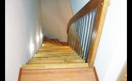 Rekonstruované schodiště