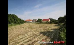 Prodej pozemků - Znojemské reality