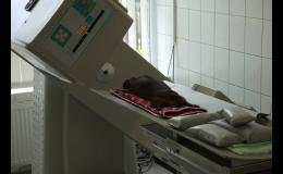 Vyšetření počítačovou tomografií, veterinární klinika MVDr. Petra Johanidese ve Žďáře nad Sázavou