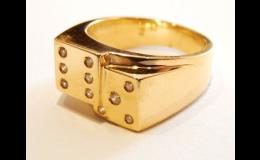 Prsten na zakázku
