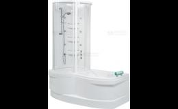 HIERO Masážní sprchový panel