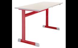 Školní lavice - výroba