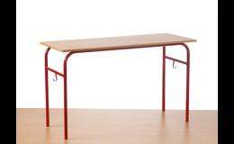 Pevné školní lavice