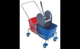 Úklidové vozíky - výroba a prodej