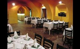 Stravovací prostory Hotelu Antoň