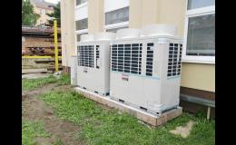 Rekuperační jednotky – příliv čerstvého vzduchu díky řízenému větrání