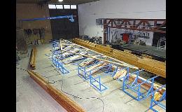 STREKON A-Z, s.r.o., výroba a montáž vazníkové střešní konstrukce pro zastřešení budov