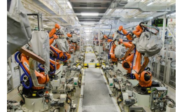 Effective welding and assembly lines for the automotive industry - Czech Republic