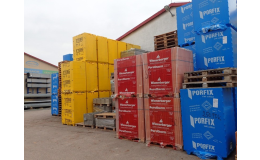 Akční ceny a slevy stavebních materiálů Pardubice