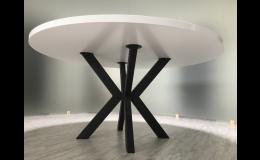Stůl kovová konstrukce