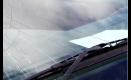Výměna autoskla z pojistky