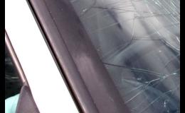 Výměna autoskla - pojistná událost