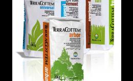 Půdní kondicionéry TerraCottem