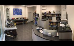 Vybavenie kovoobrábacích dielní, priemyselné značenie - e-shop