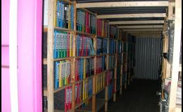 Prodej námořních kontejnerů ke skladování