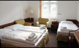 Hotel Skála, Silvestr Jablonec nad Nisou, ubytování