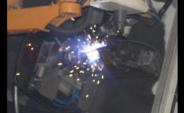 Volné výrobní kapacity, lisování kovů, svařování, broušení Třinec