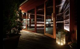Sauna na terase - wellness centrum v Opavě