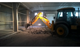 Rekonstrukce areálu TRW Liberec