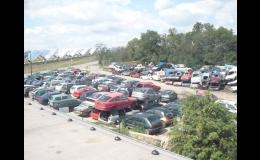 Výkup a likvidace autovraků