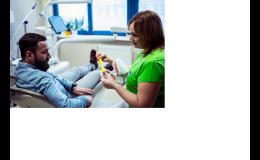 Dentální hygiena placená zdravotní pojišťovnou