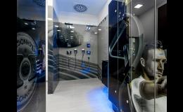 Digital printing of glass, ceramic glass printing the Czech Republic