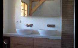 Rekonstrukce a renovace koupelen